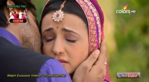 Ending episode on colours of love