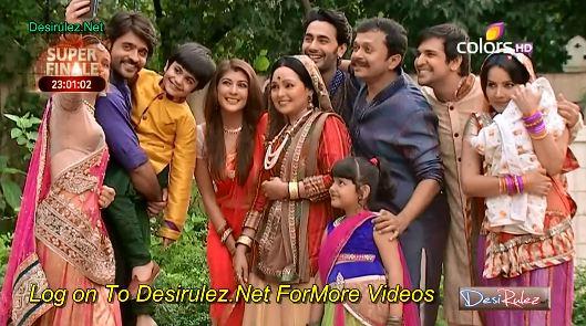 Final Episode of Colours of Love (Rangrasiya hotstar tv shows colors)