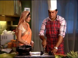 Sanchi cooking True love November teasers
