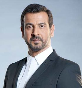 Ronit Roy as Dr.Neil Khanna Cast on Do not love me so much